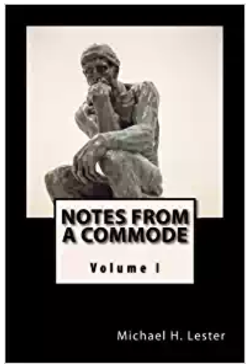 Notes from a Commode, Vol 1
