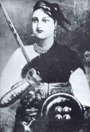 Rani Laxmibai of Jhansi - Feminist, India