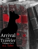 Image of the book cover from Arrival of the Traveler